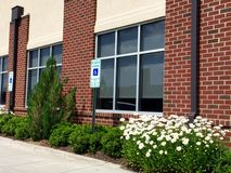 Free Commercial Brick Medical Building Stock Photo - 54650550