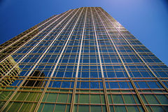 Commercial Building. In Puerto Madero, Buenos Aires stock photography