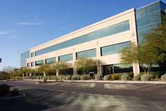 Commercial Building. In Scottsdale, AZ Stock Photo