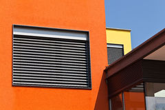 Commercial building royalty free stock photography