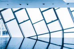 Commercial Building aisle Stock Photography