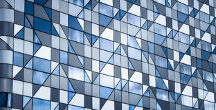 Commercial building in sweden Stock Image