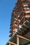 Commercial building under construction. Stock Photography