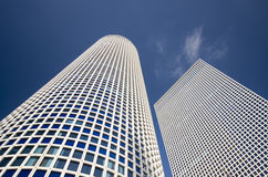 Commercial Buildings Royalty Free Stock Images