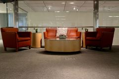 Free Commercial Business Lobby Waiting Area Stock Photos - 108646033