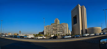Commercial center of Jeddah Stock Photo