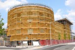 Commercial Development Stock Image
