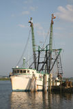 Commercial fishing boat royalty free stock images