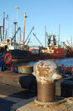 Commercial Fishing Boats Stock Images
