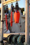 Commercial Fishing Equipment Stock Images