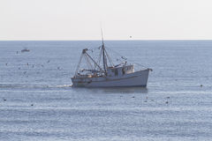 Commercial Fishing Trawler Stock Images