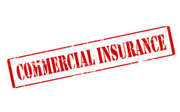 Commercial insurance Royalty Free Stock Images