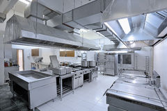 Free Commercial Kitchen Stock Photo - 39067420