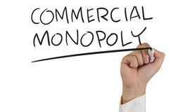 Commercial Monopoly Stock Photography