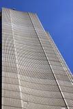 Commercial office building. Unattractive concrete commercial office building in Sydney CBD Stock Photos