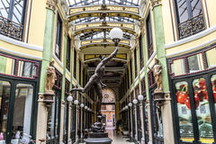 Commercial passage, Valladolid Royalty Free Stock Photography