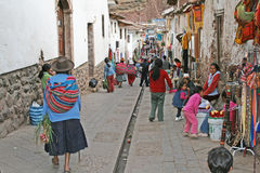 Commercial pisac Stock Photo