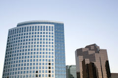 commercial properties Royalty Free Stock Photo