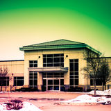 Commercial, Retail and Office building Stock Images