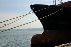 Commercial    seaport Stock Photography