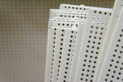 Commercial Shelving Stock Photography
