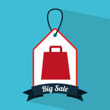 Commercial tag Stock Images