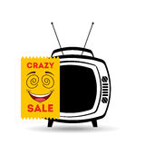 Commercial tags design Royalty Free Stock Photos
