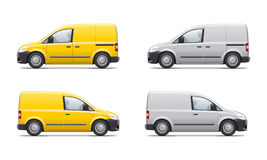 Commercial transport. Stock Photo