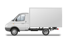 Commercial transport royalty free stock photography