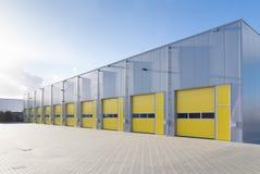 Commercial warehouse Stock Photos