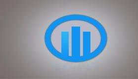 Commerciante Symbol per l'affare Fotografia Stock