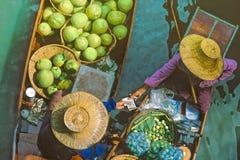 commercianti Fotografia Stock
