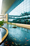 Commercieel centrum royalty-vrije stock foto