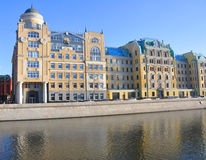 Commercieel Centrum Golutvinsky Dvor Moskou, Rusland Stock Afbeeldingen