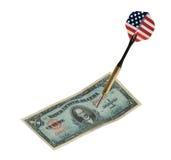 Commercieel de Openingsconcept van Cuba de V.S. Stock Afbeelding