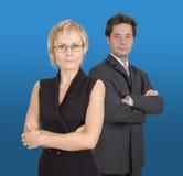 Commercieel duet Stock Fotografie
