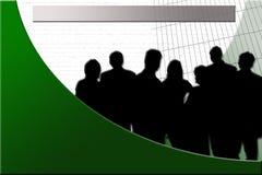 Commercieel Grafisch Team Royalty-vrije Stock Afbeelding