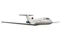 Commercieel lijnvliegtuig Royalty-vrije Stock Afbeelding