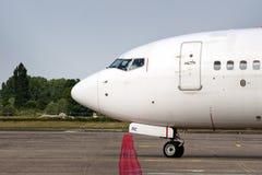 Commercieel lijnvliegtuig Stock Afbeeldingen