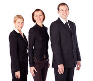 Commercieel mensen en team Stock Fotografie