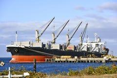Commercieel Schip stock foto