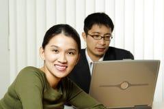 Commercieel team Stock Afbeeldingen