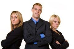 Commercieel team stock fotografie