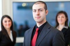 Commercieel team, groep zakenlui Royalty-vrije Stock Afbeelding