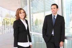 Commercieel Team (Nadruk op de Mens) royalty-vrije stock afbeeldingen