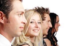 Commercieel teamconcept Royalty-vrije Stock Afbeelding
