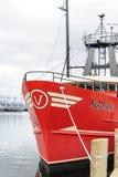 Commercieel vissersvaartuig Kodiak Royalty-vrije Stock Afbeeldingen