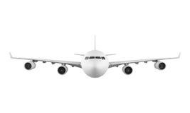 Commercieel Vliegtuig stock illustratie