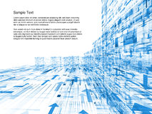 Commercio 3D Fotografie Stock Libere da Diritti