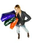 Commercio & acquisto Fotografie Stock